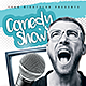 Comedy Show Night - GraphicRiver Item for Sale