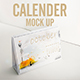 Calender Mock Up - GraphicRiver Item for Sale