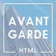 Avant-Garde - Architecture, Interior design & Furniture HTML Template - ThemeForest Item for Sale