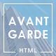 Avant-Garde - Architecture, Interior design & Furniture HTML Template