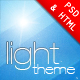 Light Business Template Nulled