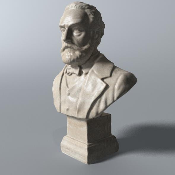 Victor Hugo  - 3DOcean Item for Sale