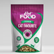Pet Food Bag Packaging Design Template - GraphicRiver Item for Sale