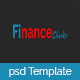 Finance Club Finance & Business PSD Template  - ThemeForest Item for Sale