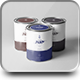 Can of Paint Mock-up - GraphicRiver Item for Sale