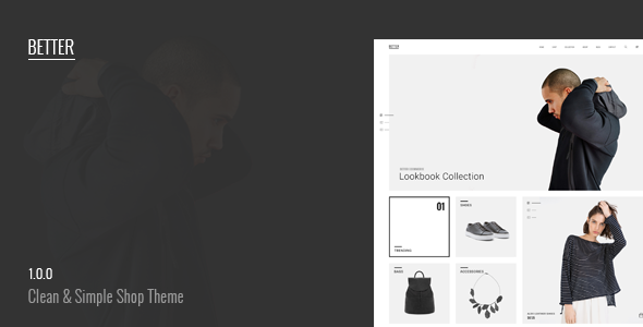 Better – eCommerce WordPress Theme for WooCommerce