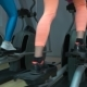 The Girl Has a Treadmill - VideoHive Item for Sale