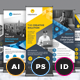 Roll-up Banners - GraphicRiver Item for Sale