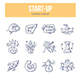 Start-Up Doodle Icons - GraphicRiver Item for Sale