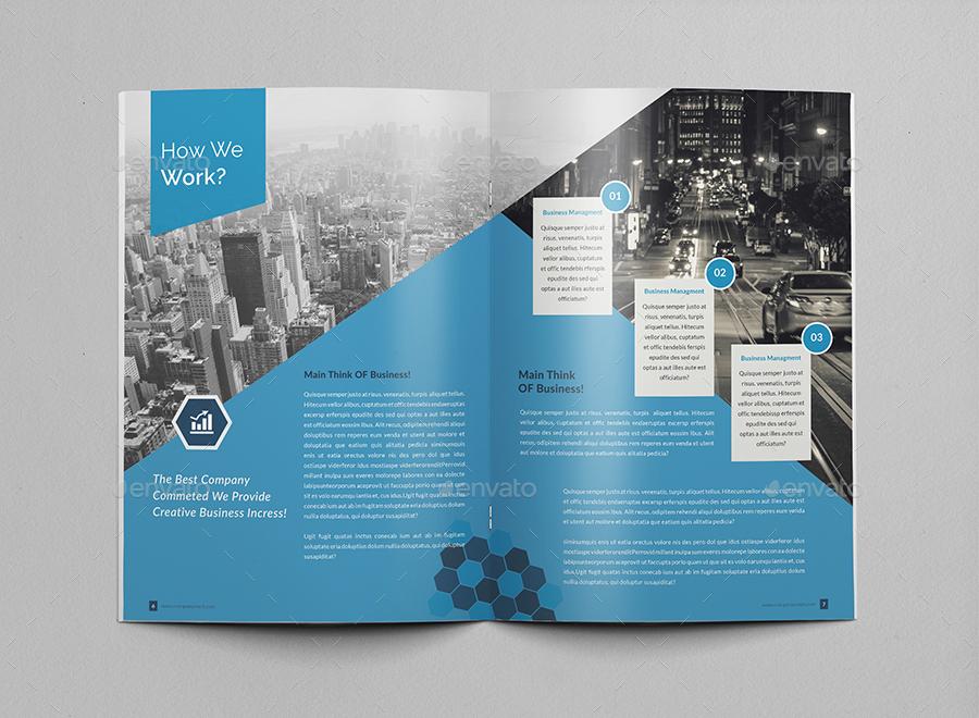 corporate brochure    company profile by al