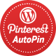 Pinterest Auto Pin For WordPress - CodeCanyon Item for Sale