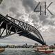 Boats Under Sydney Harbour Bridge 1 - VideoHive Item for Sale