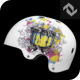 Bell Form Skate Helmet Mockup - GraphicRiver Item for Sale