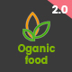 Organic Food - Responsive Shopify Theme Nulled
