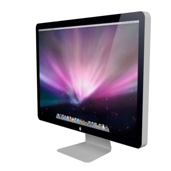 Apple 24 inch LED Cinema Display - 3DOcean Item for Sale