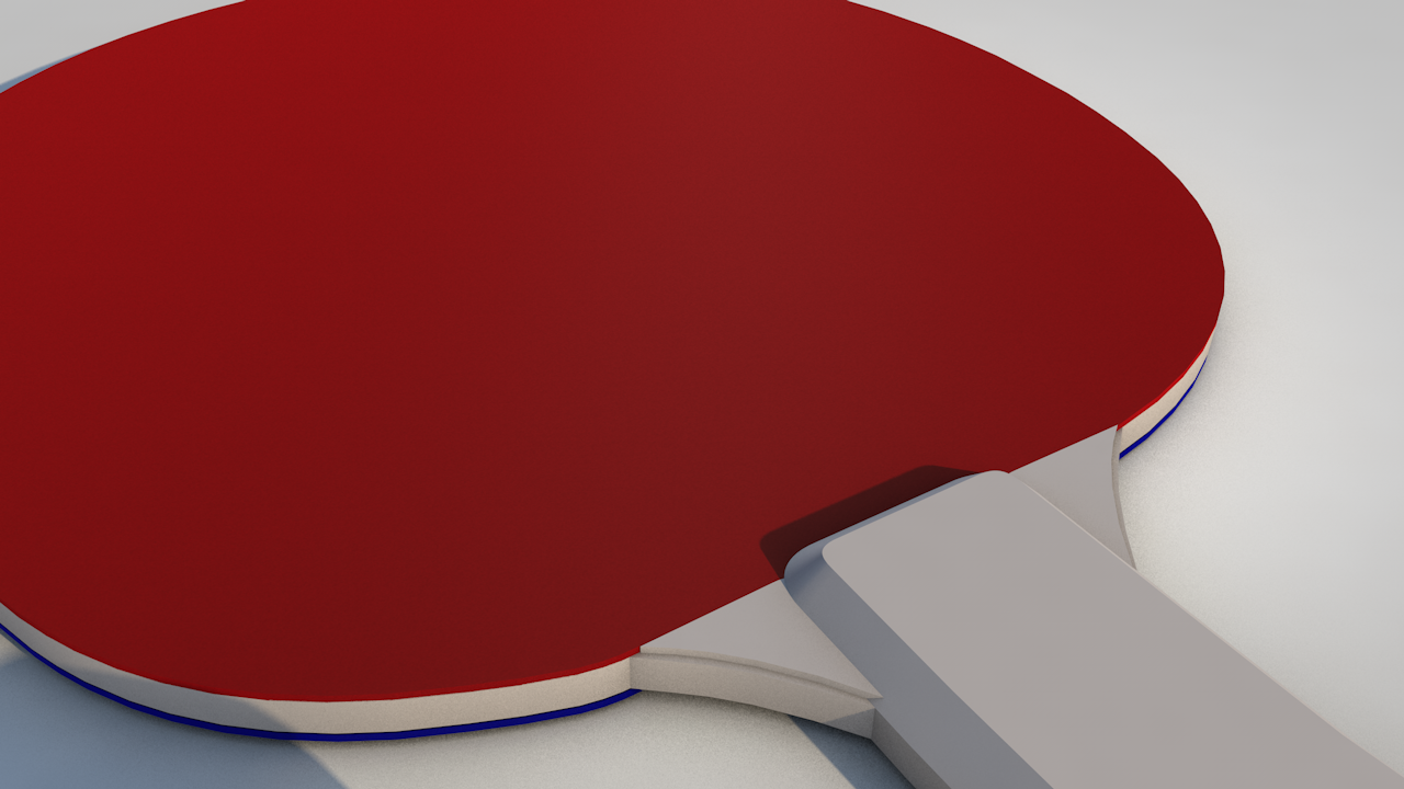 Table tennis racket png -  Pong Paddle 2 Png