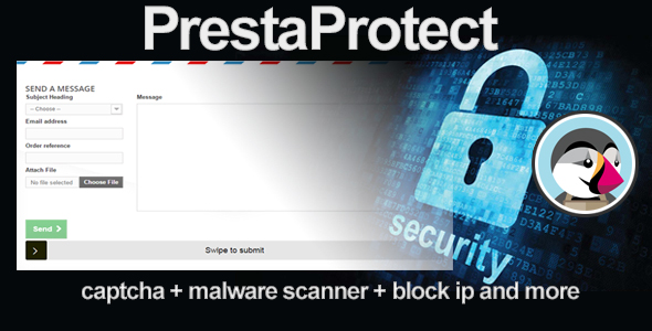 Presta Protect Captcha + - CodeCanyon Item for Sale
