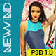 NewWind - eCommerce PSD Template - ThemeForest Item for Sale