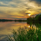 Sunset River - VideoHive Item for Sale