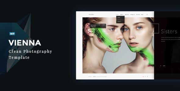 Vienna  – Premium Photography WordPress Theme