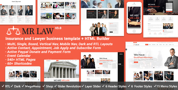 Mr Law - Lawyer Attorney and Law Firm - Business Corporate