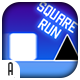 Square Run - HTML5 Game (CAPX)