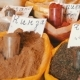 Georgian And Oriental Spices On The Market - VideoHive Item for Sale