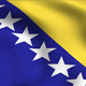 Bosnia and Herzegovina Flag Background - VideoHive Item for Sale