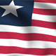 Liberia Flag Background - VideoHive Item for Sale