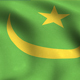 Mauritania Flag Background - VideoHive Item for Sale