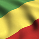 Republic of the Congo Flag Background - VideoHive Item for Sale