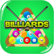 Billiards - HTML5 Game + Android + AdMob (Capx)