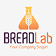 Bread Lab Logo Template - GraphicRiver Item for Sale