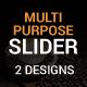 Multipurpose Web Sliders