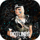 Dotlines Photoshop Action Nulled