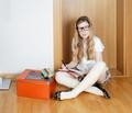 Reading school homework - PhotoDune Item for Sale
