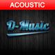 Inspiring Acoustic Background
