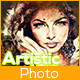 Artistic Photo Manipulation Template V.3 - GraphicRiver Item for Sale