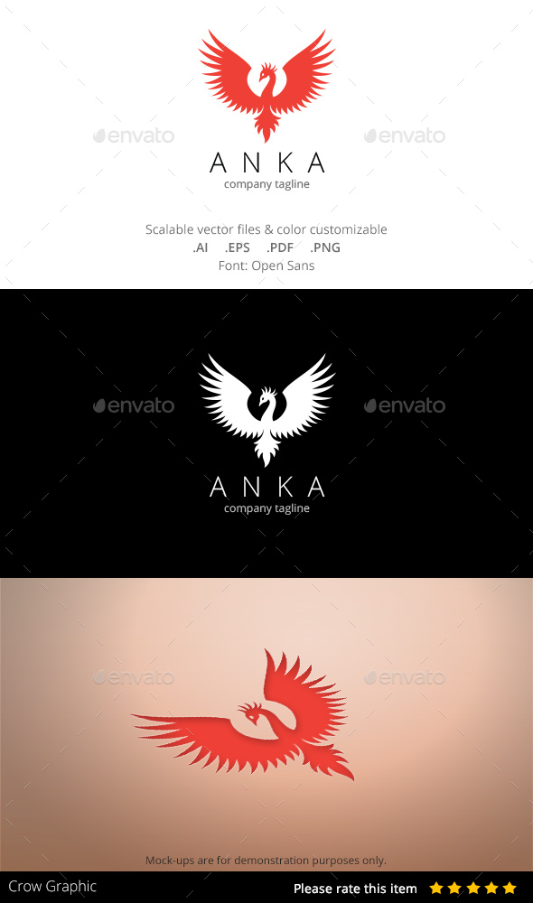 Anka - Animals Logo Templates