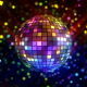 Neon Disco Ball 2 - VideoHive Item for Sale