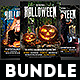 Halloween Flyers Bundle - GraphicRiver Item for Sale