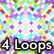 Color Grid - Video Loops - VideoHive Item for Sale