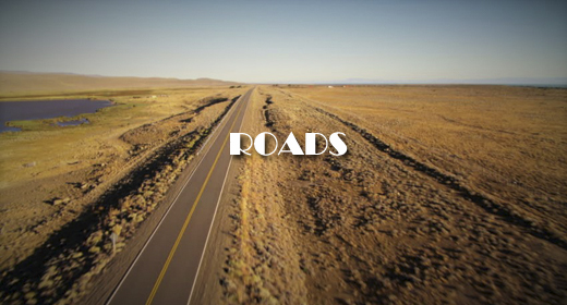 ROAD FOOTAGE COLLECTION