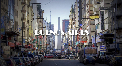 BUENOS AIRES FOOTAGE COLLECTION