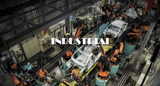 INDUSTRIAL AND FACTORY FOOTAGE COLLECTION