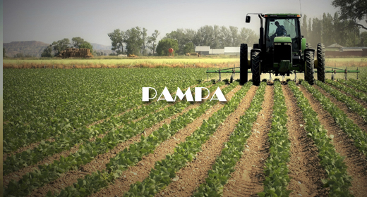 PAMPA AND AGRICULTURAL FOOTAGE COLLECTION