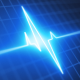 Heartbeat Flatline Logo Reveal - VideoHive Item for Sale