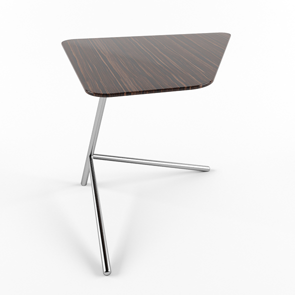 Download Boconcept Laval Side Table 3d Model - 3DOcean Item for Sale