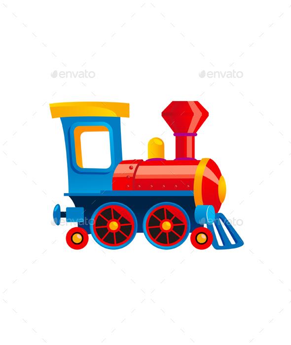 Train Engine Design