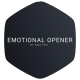 Emotional Opener - VideoHive Item for Sale